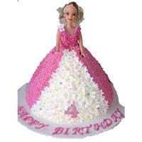 BARBIE CAKE -3kg