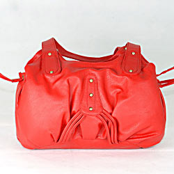 Radiant Red Handbag