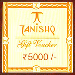 Tanishq Gift Voucher Rs.5,000/-