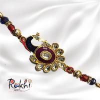 Colorful Rakhi