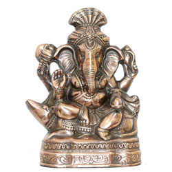 Handcrafted Lord Ganesh