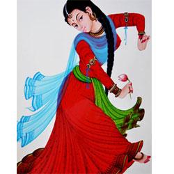 Royal women to Rajahmundry