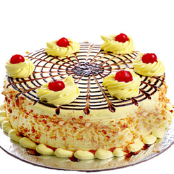 Butter scotch cake 1kg