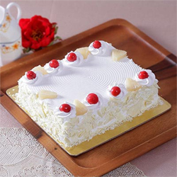 White forest  Cake 2kg  to Kakinada