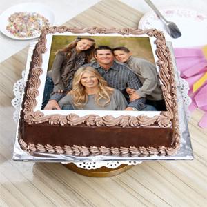 Personalised Photo Cake 2 Kg