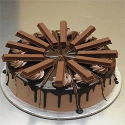 Kitkat Cake to Rajahmundry