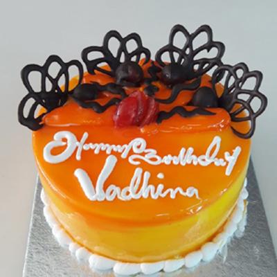 2kg Butterscotch cake