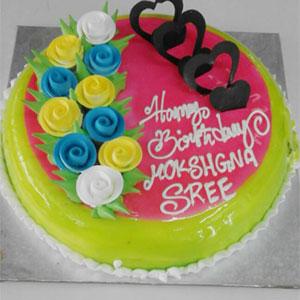 Strawberry cake-2kg