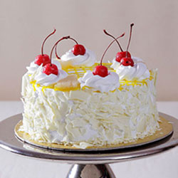 White Forest cake to Vizag