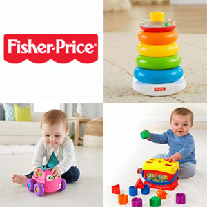 Fisher Price hampers