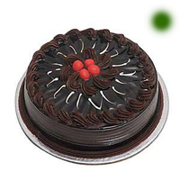 Eggless Chocolate Cake to Vijayawada