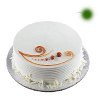 Eggless Vanilla Cake to Rajahmundry
