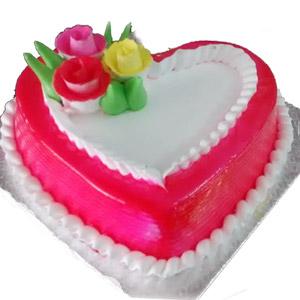 Vanila  heart shape 1kg