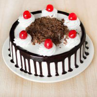 Black Forest Cake  to Rajahmundry