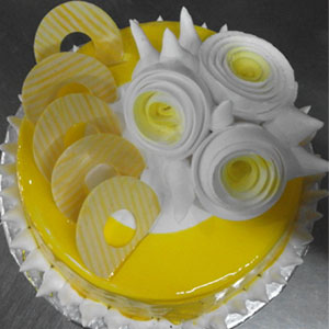 Butter scotch  jell 1kg