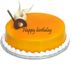 Mango Cake 1Kg to Rajahmundry