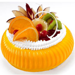 Frish fruit 1kg  Cakes to vijayawada