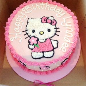kitty cake - 1kg