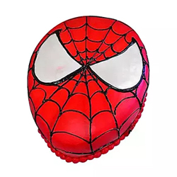 Spiderman Fondant cake to Vizag