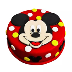 Mickey Mouse 2kg to Rajahmundry