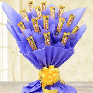 Twinkle Choco Bouquet to Kakinada