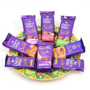 6 Flavour Chocolate Hamper