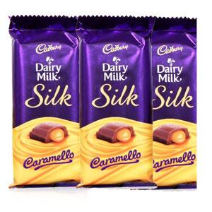 Cadbury SILK Caramello
