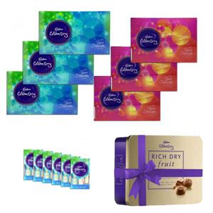 Cadbury Celebrations to Kakinada