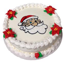 Sweet Santa Cake