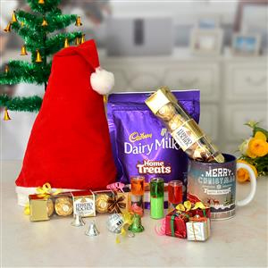 Dairy Milk Home Treats