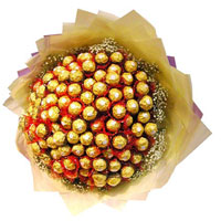 Chocolate Bouquet 96 Pcs