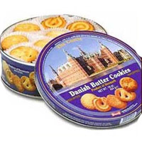 Danish Butter Cookies