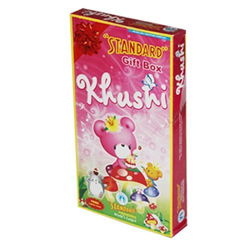 KHUSHI GIFT BOX � STANDARD CRACKERS