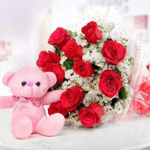 Flowers N Teddies