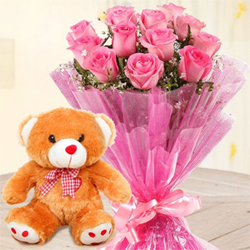 Flowers N Teddies