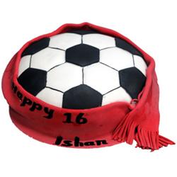 Football Cake 2kg