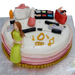 Make Up Kit Cake 3kg