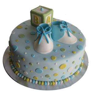Baby Shoe Cake 2kg