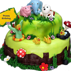 Jungle Cake 3kg