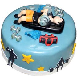 Gym Cake 3kg