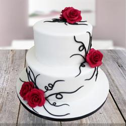 Supreme Vanilla Cake 3kg