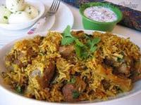 Mutton Dum Biryani