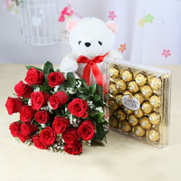 Roses & Chocolates Gifts to Vijayawada