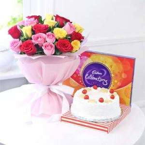 Flowers N Chocolates