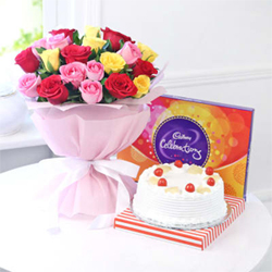 Flowers N Chocolates  to Rajahmundry