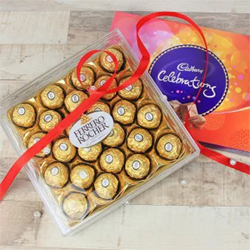 Ferrero Rocher Celebrations to Rajahmundry