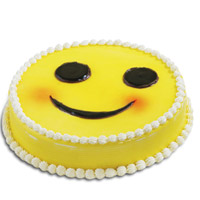 Smile Please Cake