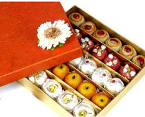 sweets to rajahmundry