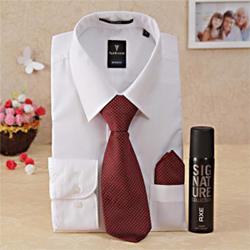 Perfume & Tie Hamper