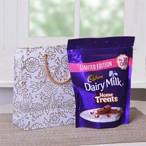 Dairy Milk Mini Treats